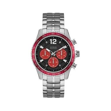 Relógio de Pulso Masculino Guess Cronógrafo   Joalheria   Comparar ... 54303a0e8f