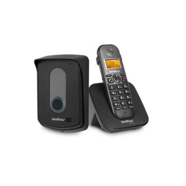 Imagem de Porteiro Eletrônico Interfone Sem Fio Intelbras Tis 5010