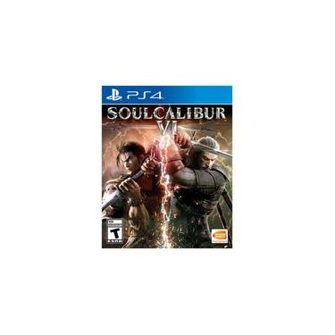 Game Soul Calibur VI - PS4
