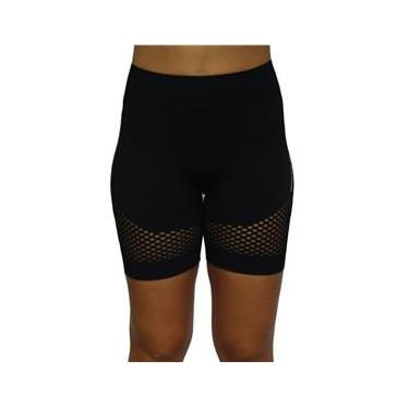 Bermuda fitness academia ginástica feminina roupa Lupo 71333