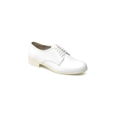 Imagem de Sapato Social Branco Masculino 752 Touroflex 4500