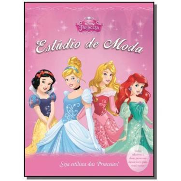 Princesas. Estúdio de Moda - Volume 1 - Capa Comum - 9788536820859