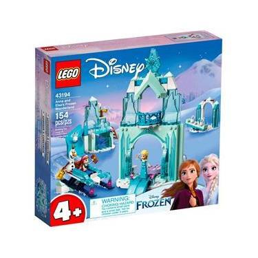 Imagem de LEGO Disney Princess - O País Encantado do Gelo de Anna e Elsa - 43194