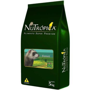 Ração Nutrópica para Ferret - 5 Kg
