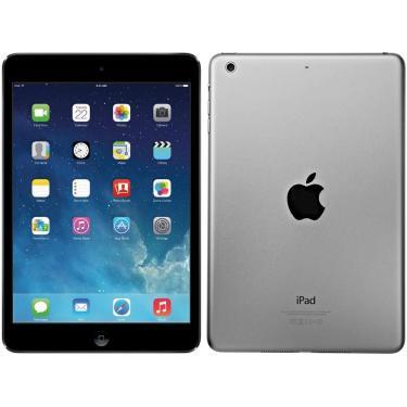 Imagem de Ipad Air Apple 1.3 Ghz Dual Core Ipados 13 16Gb 1Gb Ram Câmera Traseira 5Mp Câmera Frontal 1,2Mp Tela 9,7' Cinza Espacial