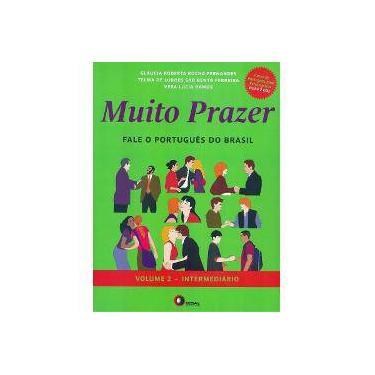 Muito Prazer. Intermediário - Volume 2 - Capa Comum - 9788578441586