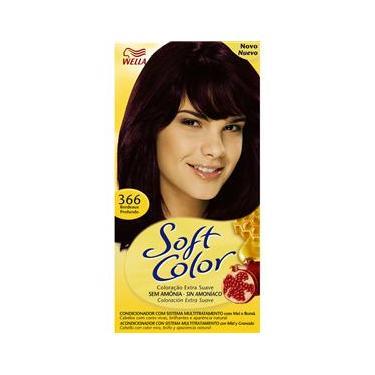 Tonalizante Soft Color - Tons de Vermelho