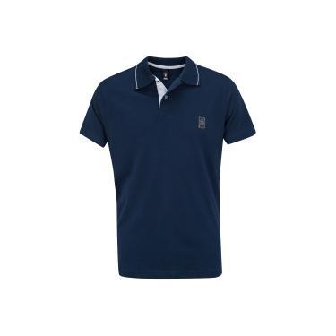 Camisa Polo Fatal Estampada 22263 - Masculina Fatal Masculino