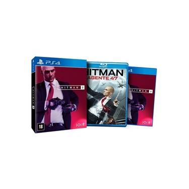 Hitman 2 Ed. Limitada - PS4