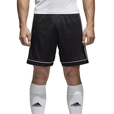 Calção Adidas Squadra 17 Preto Masculino M