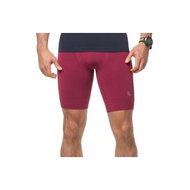 Shorts Masculino Térmica i-max Lupo Alta Compressão Bermuda ref.70050 - Lupo