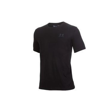 Camiseta Masc. Under Armour Sportstyle Left Chest Academia - Fitness