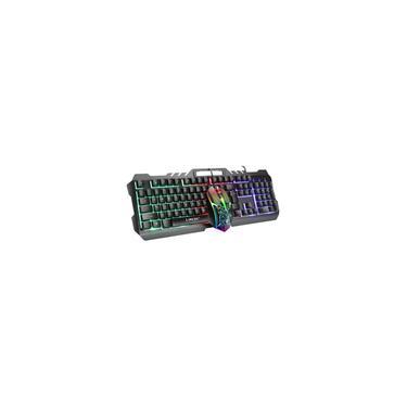 T21 backlight laptop jogo teclado e mouse terno confortável durável resistente ao desgaste teclado mecânico mouse terno