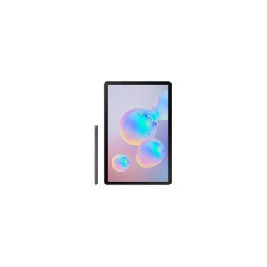 Imagem de Tablet Samsung Galaxy Tab S6 6/128GB Com Teclado 10 Cinza