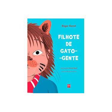 Filhote de Gato-Gente - Col. Álbum - Etgar Keret - 9788541804073