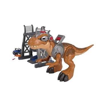 Imaginext Jurassic World Jurassic Rex Fischer Price Mattel