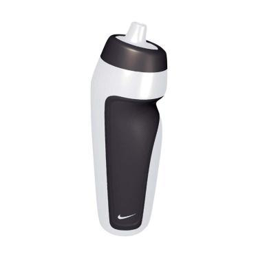 Garrafa Nike Sport Water Bottle FC0152-901, Cor: Incolor/Preto, Tamanho: UNICO