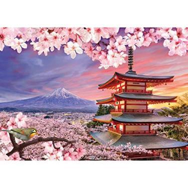 Imagem de Quebra-Cabeça Monte Fuji 5000 peças