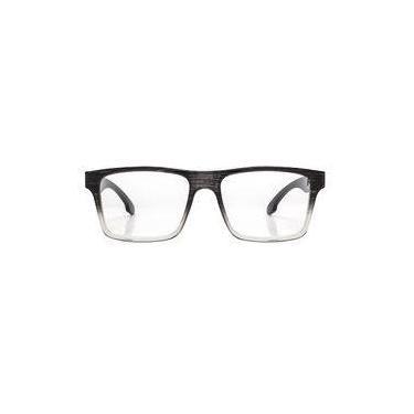 b6ea295712b98 Armação Oculos Grau Mormaii Swap M6057adk56 Preto Riscado Clip On Polarizado