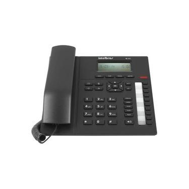Telefone Executivo Com Viva-voz Analógico Te 220 - Intelbras