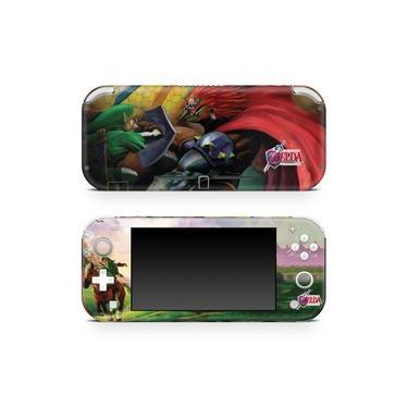 Skin Adesivo para Nintendo Switch Lite - Zelda Ocarina Of Time