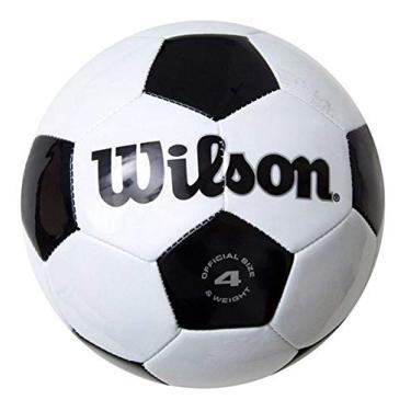 Bola Futebol Traditional No. 4 Oficial - Wilson f1085900520bd
