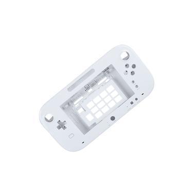 Capa protetora de pele dura para Nintendo Wii U com controle de jogo