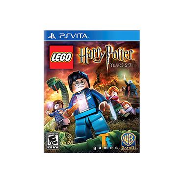 Game Lego Harry Potter - Years 5-7 - PSV
