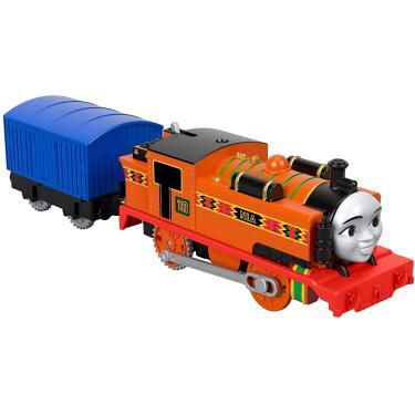 Imagem de Thomas & Friends TrackMaster, Nia, Motores de Trem de Brinquedo Motorizado para Crianças Pré-Escolares com 3 anos ou mais