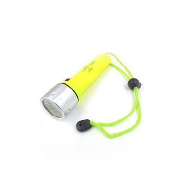 Lanterna LED Cree para Mergulho Caça Camping Trilha Pesca