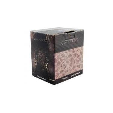 Caneca 3D Escudo 500ml Targaryen Game Of Thrones - Zona criativa