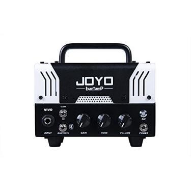 Mini Cabeçote Amplificador Joyo VIVO 20w Bantamp com Bluetooth