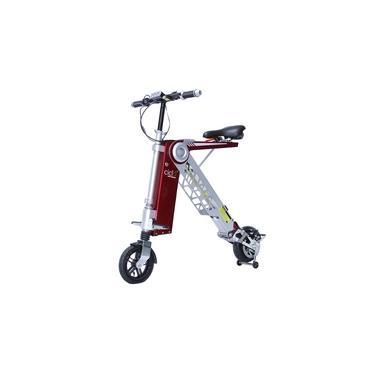 Imagem de Bicicleta Eletrica E-Bike 250W Mod Ciclo Vermelha - MYMAX