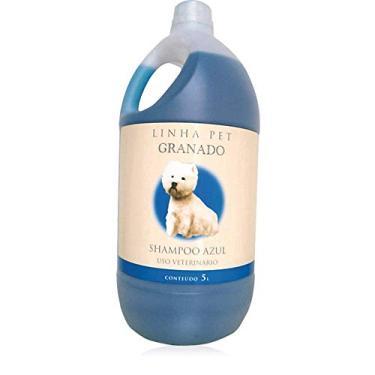 Shampoo Granado Pet Azul 5l