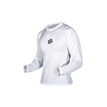 Camisa ASW Segunda Pele 2017 Manga Longa Branco