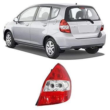 Lanterna Traseira Honda Fit 2003/2008 Esquerda