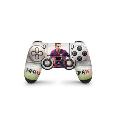 Skin Adesivo para PS4 Controle - Fifa 15