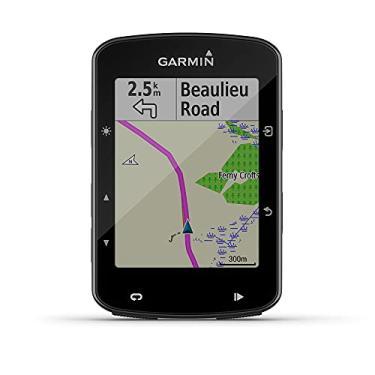 Imagem de Ciclocomputador Garmin Edge 520 Plus Preto GPS Avançado para Competição e Navegação