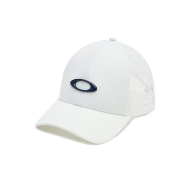 Boné Oakley Trucker Ellipse Hat Branco