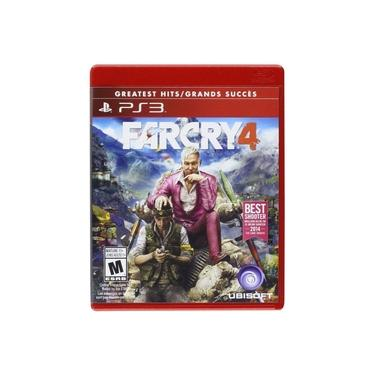 Game Far Cry 4 - PS3