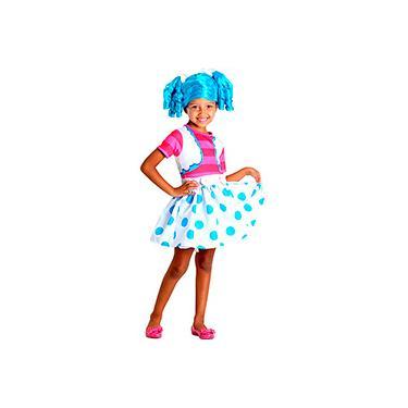 Imagem de Fantasia Infantil Lalaloopsy Mittens Fluff - Sulamericana