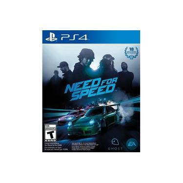 Need For Speed Playstation Hits - Ps4