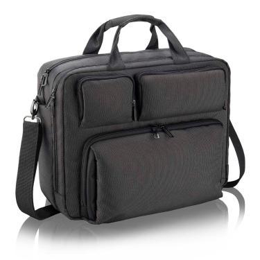 a4d6f4aa65f52 Mochila Multilaser Smart Bag Notebook Até 15 Pol. Preto - BO200 BO200