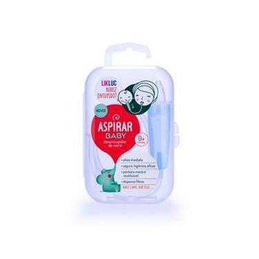 Aspirador Nasal Aspirar Baby Likluc +0