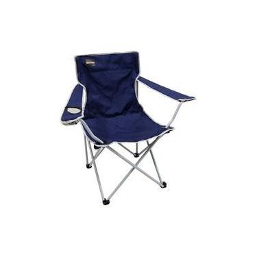 Cadeira Dobrável Camping Pesca Alvorada Ntk