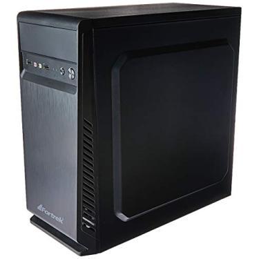 Gabinete Atx, Fortrek, Sc501Bk, Acessórios para Computador, Preto