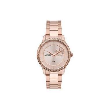 bbe6aac32246d Relógio de Pulso Feminino Orient Analógico Americanas   Joalheria ...