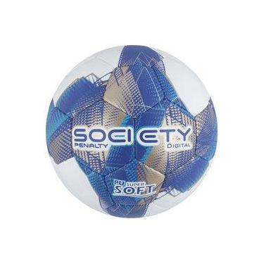 fb4f2e0f5a Bola de Futebol Penalty Society Americanas