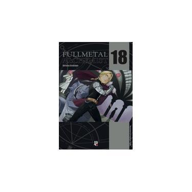 Fullmetal Alchemist - Volume 18 - Hiromu Arakawa - 9788545703839