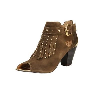 Open Boot Lilly's Closet Suedê